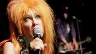 BLONDIE-RAMONES-CYNDI LAUPER Tribute Band Show - Promo