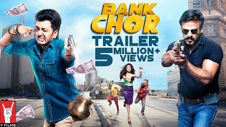 Bank Chor Official Trailer Riteish Rhea