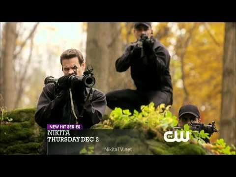 Nikita Episode 10 Dark Matter Promo HD