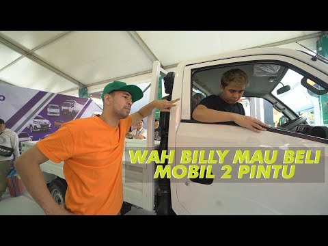 RAFFI BILLY AND FRIENDS - Wah, Billy Mau Beli Mobil 2 Pintu?  (22/6/19) Part 2