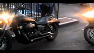 3. 2011 Honda Shadow Phantom