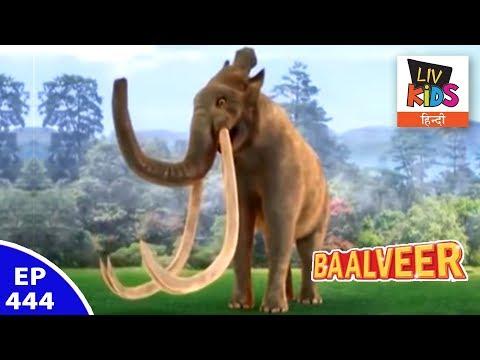 Baal Veer - बालवीर - Episode 444 - Bhayankar Pari vs. Maha Gajini