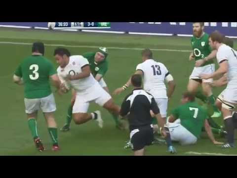 England vs Ireland - 22th February 2014 - Full Game HD - Six Nations Championship
