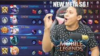 Video 5 MAGE META BARU RANK MATCH ! - Mobile Legends Indonesia MP3, 3GP, MP4, WEBM, AVI, FLV Oktober 2017
