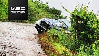 FIA World Rally Championship - ADAC Rallye Deutschland 2017 Results @ https://goo.gl/6RSgEC ▻ Watch the full Highlights on...