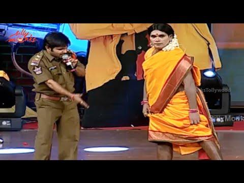Funny Skit – Chalaki Chanti & Chammak Chandra – Aagadu Audio Launch – Mahesh Babu, Tamanna