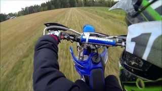 9. Yamaha YZ85 Bigwheel Riding!