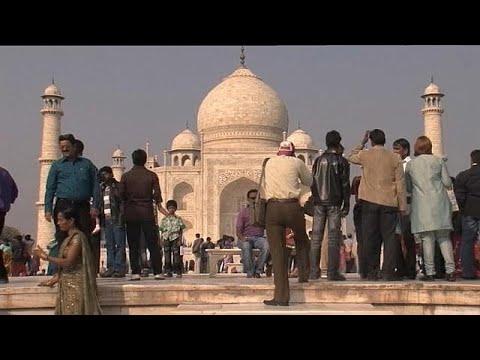 Taj Mahal: Kampf gegen Umweltschäden