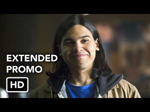 The Flash - Episode 1.19 - Who is Harrison Wells? - Extended Promo