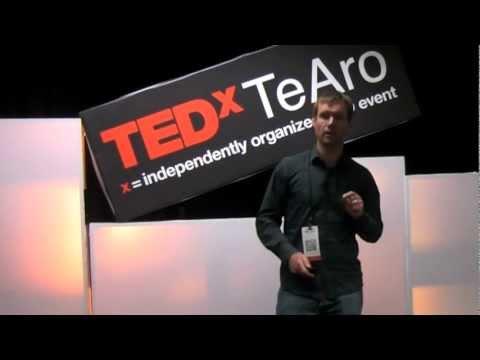 Why social enterprise is a good idea – Alex Hannant – TEDx