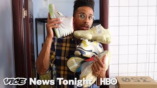 Video We Went To The Fake Sneaker Capital Of China (HBO) MP3, 3GP, MP4, WEBM, AVI, FLV Januari 2019