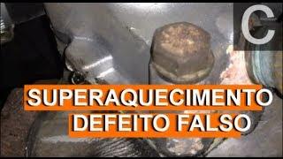 Atenção ao teste de vazamento do sistema de refrigeração do motor. facebook http://www.facebook.com/doutorcarro twitter http://www.twitter.com/doutorcarro ...