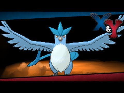 Pokémon X and Y - Episode 64 | Articuno (or Zapdos/Moltres)!