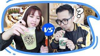 Video STARBUCKS vs COFFEE BEAN - Mari Kita Bandingkan! MP3, 3GP, MP4, WEBM, AVI, FLV Februari 2019