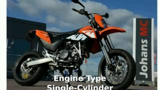 2. 2009 KTM SMC 690 - Walkaround & Specification