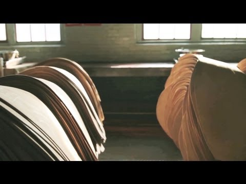 Horween Leather: Behind the Process | Video
