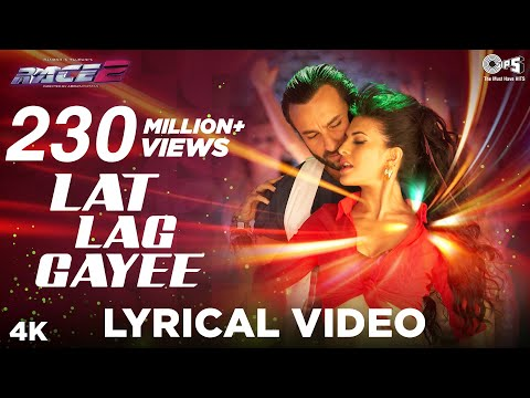 Video Lat Lag Gayee Bollywood Sing Along - Race 2 - Saif, Jacqueline, Benny Dayal, Shalmali download in MP3, 3GP, MP4, WEBM, AVI, FLV January 2017