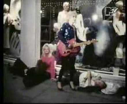 the fall - promo vid from MTV 120mins.