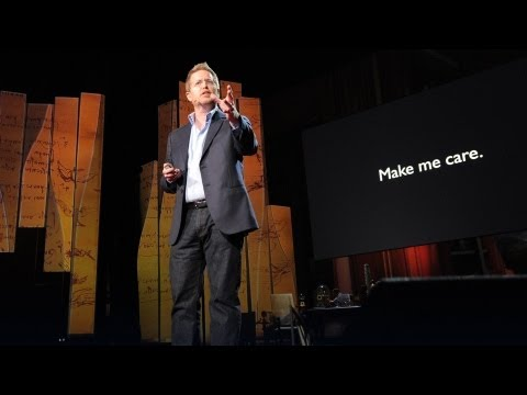 The clues to a great story - Andrew Stanton