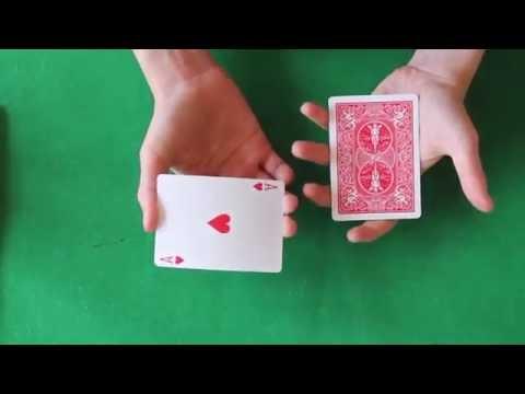 Tour de magie difficile  (expliqué)