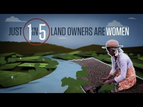 Gender equality - HAVE YOU SEEN OUR OTHER VIDEOS? Climate Change & IDA http://bit.ly/YzViuF Conflict & IDA: Breaking the cycle of conflict and poverty http://bit.ly/YzVqKF C...