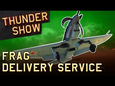 Thunder Show: Frag delivery service