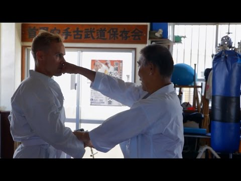 OKINAWA: A Journey of Discovery(3. The Karate Challenge)