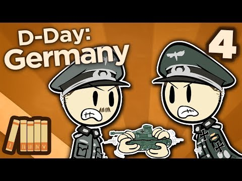 D-Day - The Atlantic Wall - Extra History - #4