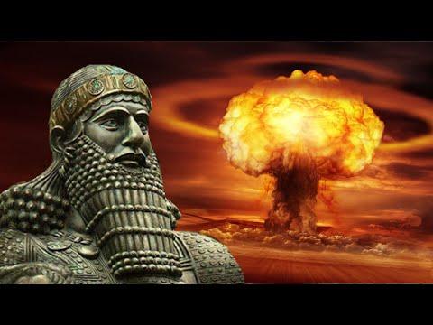 Bewijs van oude nucleaire oorlogen - Wapens van de goden