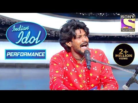 Sawai के 'Kesariya Balma' Performance ने छुआ Judges का दिल!   Indian Idol Season 12