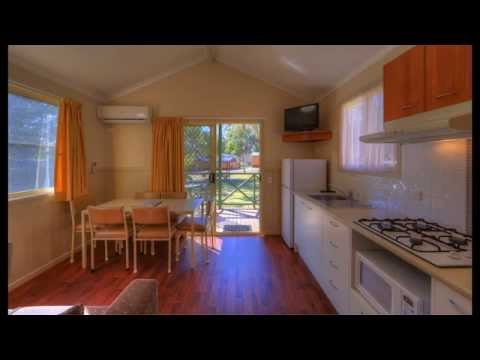Inland Waters Holiday Parks - Copeton Waters - Deluxe Cabins by Peter Bellingham Photography