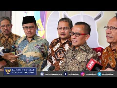 Wakil Presiden Terima Kunjungan Pimpinan KY