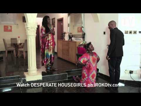 "Pastor Succumbs To Demonic House Help During Deliverance In "" Desperate Housegirls """