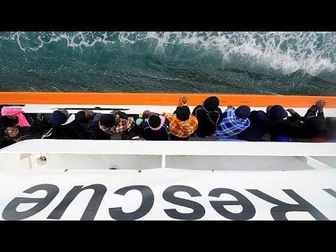 Aquarius: Αγωνία για τους 629 μετανάστες εν μέσω αντιπαραθέσεων…