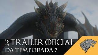 A HBO divulgou mais um  trailer oficial da temporada 7 de Game Of Thrones!Com cenas ainda mais impactantes, fez com que os fãs pirassem! Veja meus comentários sobre o trailer.Link Amazon: http://amzn.to/2tiNYV1Apoie o canal: http://apoie.se/gotbrazilLOJA: http://novonerd.iluria.comMAIL LIST:http://www.novonerd.com.br/newsletterTELEGRAMhttps://telegram.me/gotbrazilFACEBOOK:http://www.facebook.com/GameOfThrones...TWITTER:http://www.twitter.com/ONovoNerdINSTAGRAMhttps://www.instagram.com/gotbrMEU OUTRO CANAL - NOVO NERDhttp://www.youtube.com/onovonerdSITE:www.novonerd.com.brTexto de George R. R. MartinPublicado no Brasill por LeYaImagens da série Game Of Thrones, pertencente a HBO