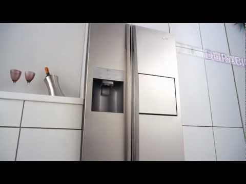 LG New Side-by-Side Refrigerator