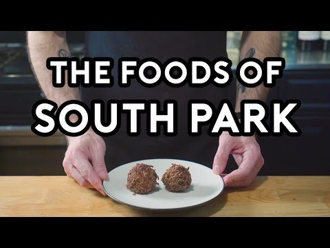 South Park's Famous Food in Real Life