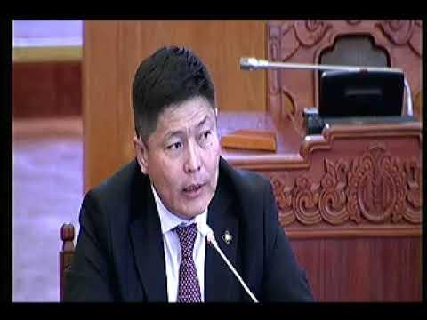 Х.Нямбаатар: Засгийн газар коронавирусийн тусгай хууль гаргаач ээ