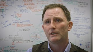 """Gene editing using 'molecular scissors' that snip out and replace faulty DNA could provide an almost unimaginable future for some patients: a complete cure. Cambridge researchers like Dr Alasdair Russell from the Cancer Research UK Cambridge Institute are working towards making the technology cheap and safe, as well as examining the ethical and legal issues surrounding one of the most exciting medical advances of recent times. """"It's like rewriting DNA with precision,"""" explains Dr Alasdair Russell. """"Unlike other forms of gene therapy, in which cells are given a new working gene but without being able to direct where it ends up in the genome, this technology changes just the faulty gene. It's precise and it's 'scarless' in that no evidence of the therapy is left within the repaired genome.""""Read more: http://www.cam.ac.uk/research/features/snip-snip-cure-correcting-defects-in-the-genetic-blueprint"""