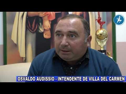 """Villa del Carmen: """"Voy a ser candidato nuevamente porque la gente me lo está pidiendo"""""""