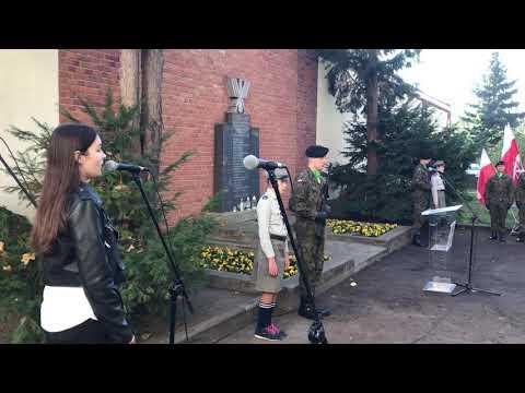 Wideo1: 80. rocznica egzekucji 20 obywateli Leszna