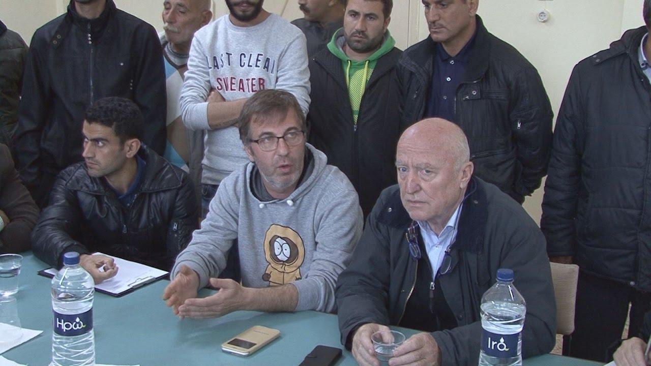 O αυστριακός ευρωβουλευτής Γιόζεφ Βάιντενχολτσερ στο ΑΠΕ-ΜΠΕ