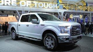 2015 Ford F-150 - 2014 Detroit Auto Show