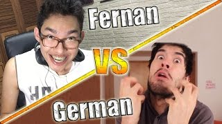 Fernanfloo vs JuegaGerman