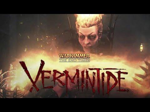 трейлер Warhammer End Times - Vermintide