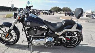 9. 050680 - 2013 Harley Davidson Softail Breakout   FXSB - Used motorcycles for sale