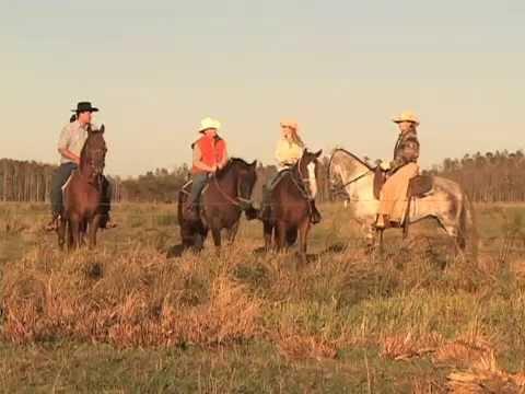 ECO WEEKENDS Presents - FOREVER FLORIDA - HORSEBACK RIDING