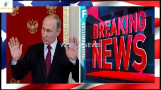 Russia Just Surprised Everyone And Gave HUGE 'Gift' To Trump, Look What's Happening Now! ⋆ Freedom Daily Source Photo...