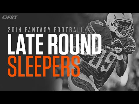 2014 Fantasy Football: Late Round Sleepers thumbnail