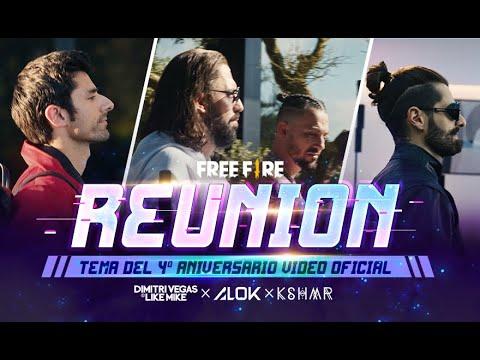 Alok, Dimitri Vegas & Like Mike, KSHMR - REUNION (Canción OFICIAL de Aniversario) -  🥳